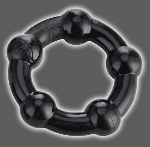 Ultimate Cock Ring - (3) Rings